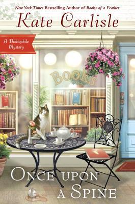 Welcome to Pad's Books Library Once Upon a Spine (Bibliophile Mystery #11)