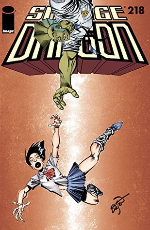 Savage Dragon #218