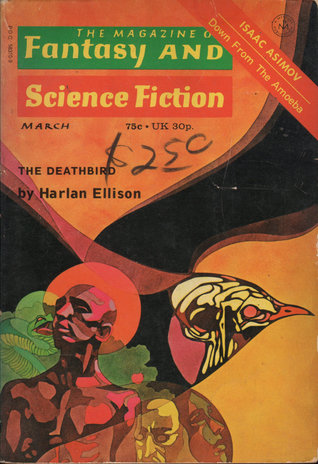The Magazine of Fantasy and Science Fiction, March 1973 (The Magazine of Fantasy & Science Fiction, #262)