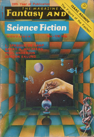 The Magazine of Fantasy and Science Fiction, November 1973 (The Magazine of Fantasy & Science Fiction, #270)