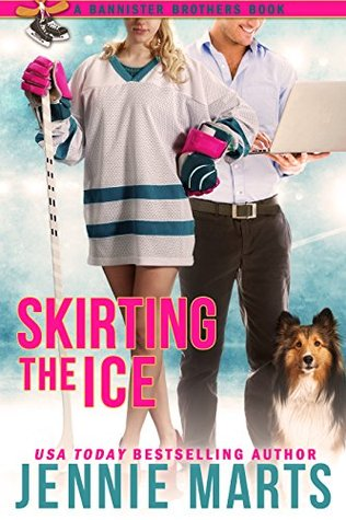 Skirting The Ice by Jennie Marts