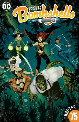 DC Comics: Bombshells (2015-) #75