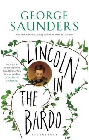 Image result for George Saunders: Lincoln in the Bardo
