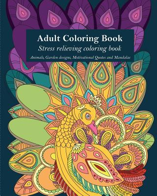 The Ultimate Adult Coloring Book