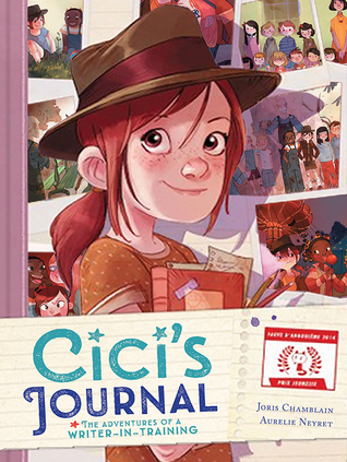 Cici's Journal by Joris Chamblain
