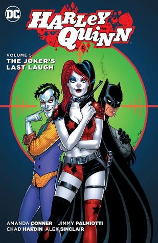 https://www.goodreads.com/book/show/29496288-harley-quinn-vol-5