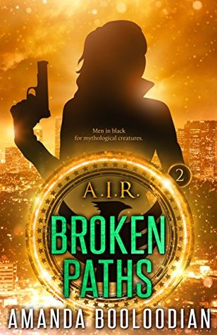 Broken Paths (AIR, #2)
