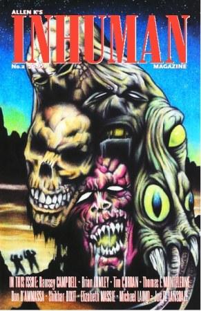 Allen K's Inhuman Magazine #2, August 2004