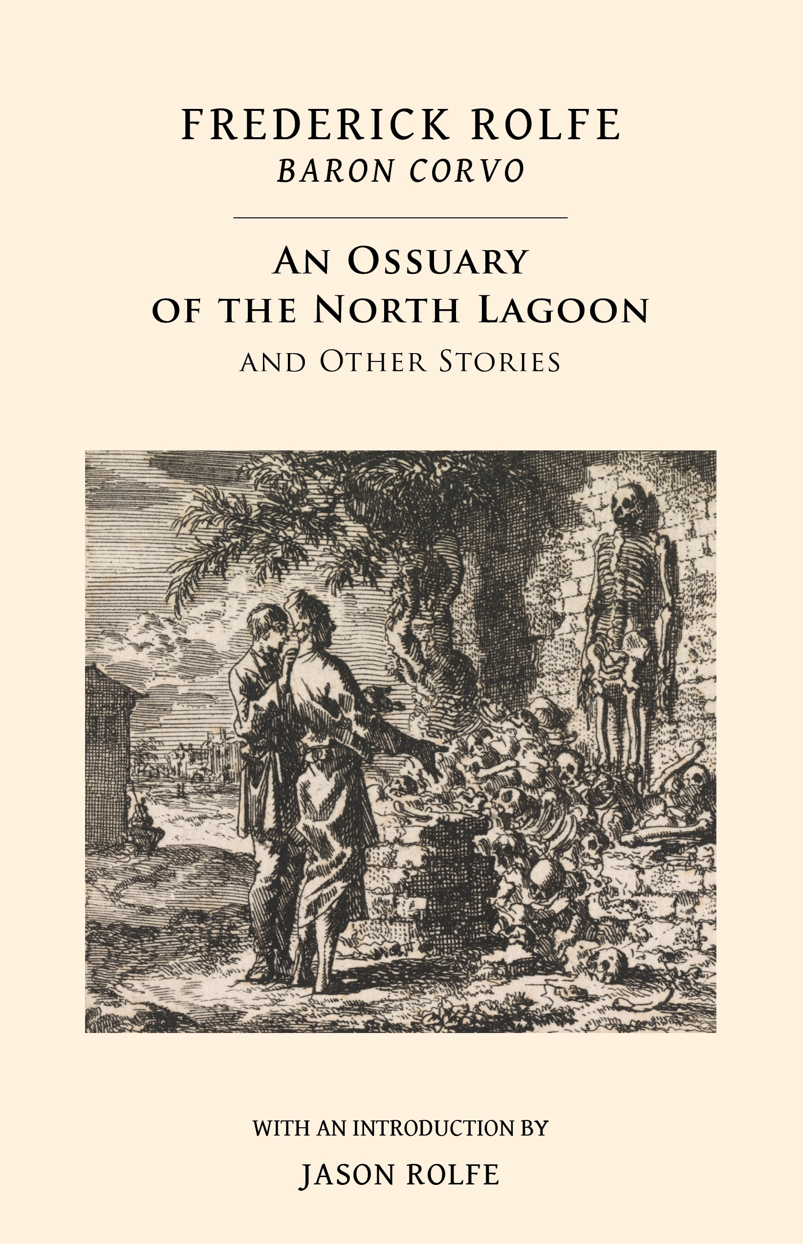 An Ossuary of the North Lagoon and Other Stories