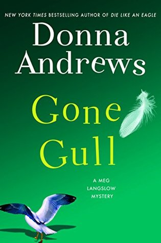 Book Review: Gone Gull by Donna Andrews