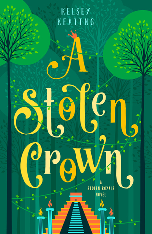 A Stolen Crown(Stolen Royals 2)