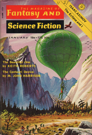 The Magazine of Fantasy and Science Fiction, January 1974 (The Magazine of Fantasy & Science Fiction, #272)