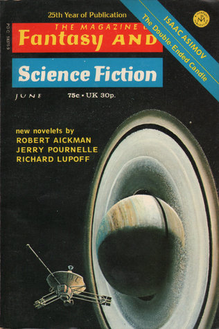The Magazine of Fantasy and Science Fiction, June 1974 (The Magazine of Fantasy & Science Fiction, #277)