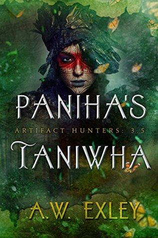 Paniha's Taniwha (Artifact Hunters, #3.5)