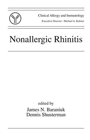 Nonallergic Rhinitis (Clinical Allergy and Immunology)