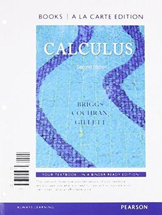 Calculus, Books a la Carte Plus MyMathLab/MyStatLab Student Access Kit (2nd Edition)