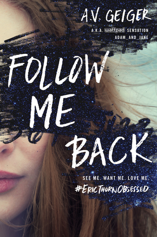 Follow Me Back by A.V. Geiger thumbnail