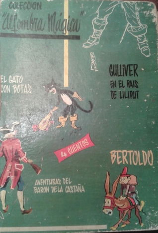 """Colección """"Alfombra Mágica"""": 4 Cuentos"""