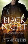 Black As Night (Quentin Black Mystery #2)