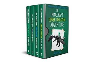 Minecraft Self Adventure: 4 Books In 1: