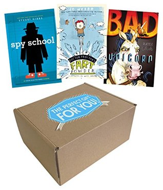 The Perfect Gift for Boys 8-12 Who Love Funny Stories: Bad Unicorn; Doctor Proctor's Fart Powder; Spy School