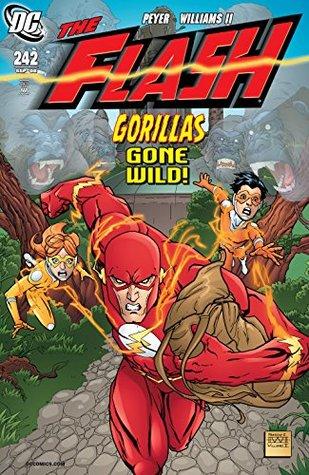The Flash (1987-) #242