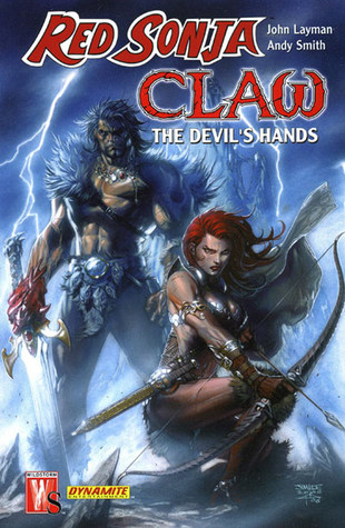 Red Sonja / Claw the Unconquered: The Devil's Hands