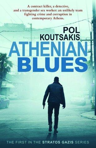 Athenian Blues (Stratos Gazis #1)