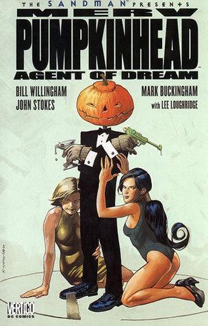 Merv Pumpkinhead: Agent of D.R.E.A.M. (Sandman Presents)