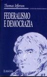 Federalismo e Dem...