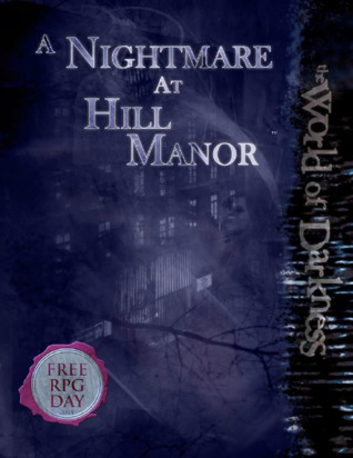 A Nightmare At Hill Manor by Christopher Simmons