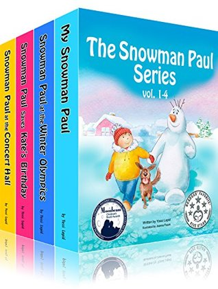 Box Set for Children:The Snowman Paul Series (4 in 1 box set), bedtime stories, beginner readers, great rhyming stories, winter books collection: Vol. 1-4