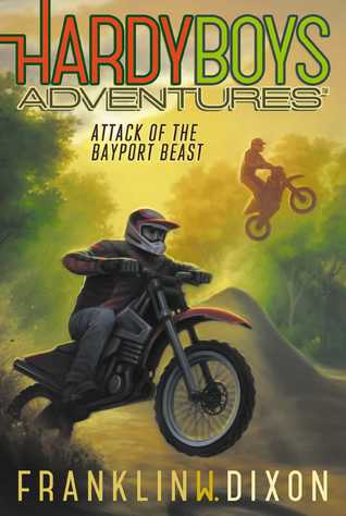 Attack of the Bayport Beast by Franklin W. Dixon