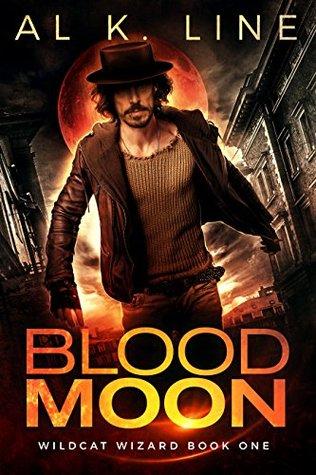 Blood Moon (Wildcat Wizard, #1)
