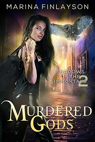 Urban fantasy review: 'Murdered Gods' by Marina Finlayson