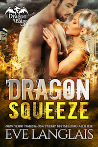 Dragon Squeeze (Dragon Point, #2)