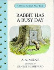 Rabbit Has A Busy Day
