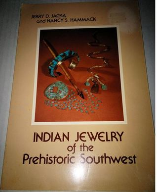 Indian Jewelry of the Prehistoric Southwest