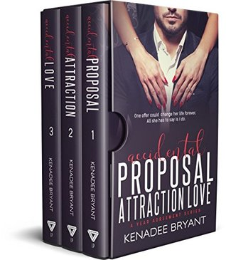 A Year Agreement Trilogy Books 1-3 by Kenadee Bryant