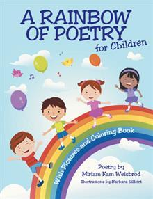 A Rainbow of Poetry for Children: With Pictures and Coloring Book
