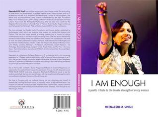 I AM ENOUGH:A Poetic tribute to the innate strength of woman