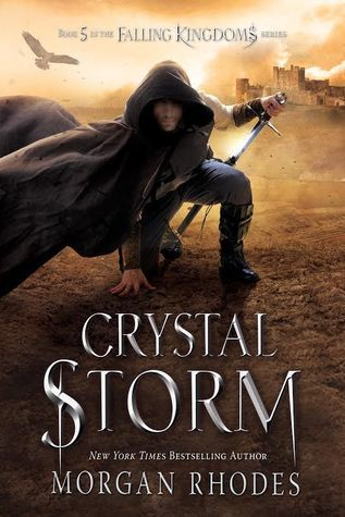 Crystal Storm (Falling Kingdoms, #5)