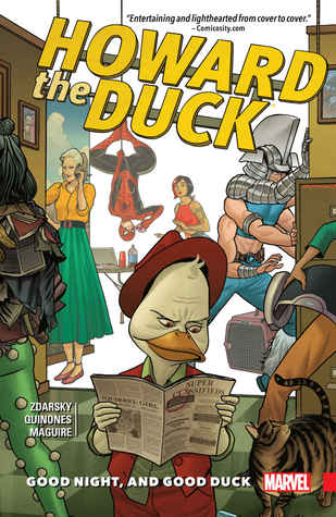 Howard the Duck, Volume 2: Good Night, and Good Duck