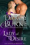 Lady of Desire (Legendary Rogues, #1)