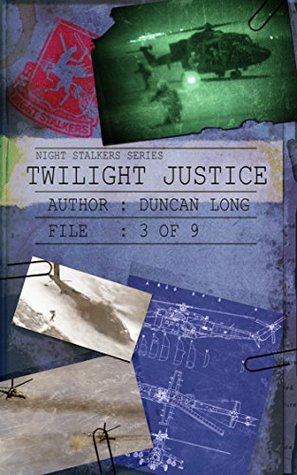 Twilight Justice (Night Stalkers Book 3)
