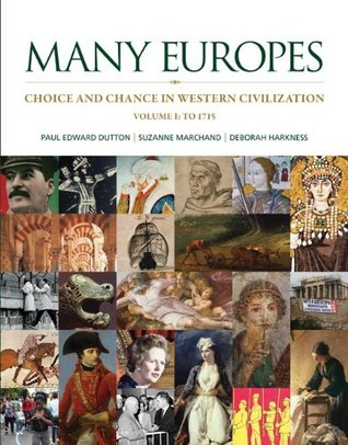Many Europes: Volume I w/ Connect Plus with LearnSmart History 1 Term Access Card