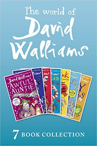 The World of David Walliams: 7 Book Collection