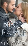 Before That Promise (Unfinished Love, #2.5)