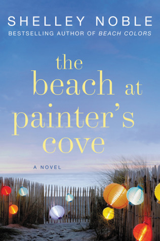 The Beach at Painter's Cove Book Cover