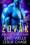 Zovak (Worldwalker Barbarians, #1)